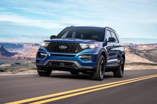Đánh giá Ford Explorer 2022 - Tiếp tục khẳng định vị thế ông vua phân khúc