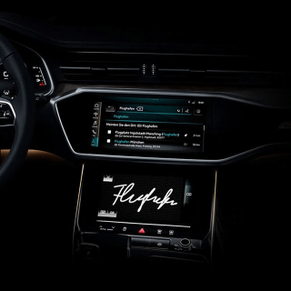 Audi-A6-2021-man-hinh-giai-tri