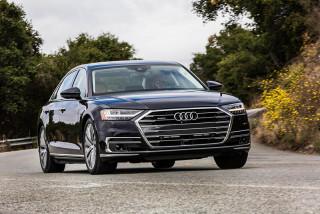 Đánh giá xe Audi A8 2022 - Đẳng cấp thể hiện qua từng chi tiết