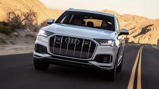 Đánh giá xe Audi Q7 2022 - Sự lột xác về ngoại hình