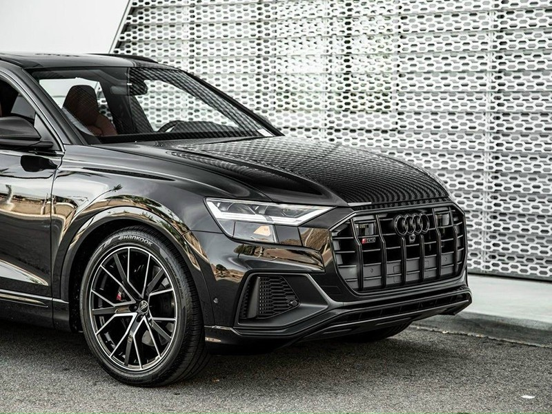 Đánh giá Audi SQ8 2022 Full-option: Crossover thể thao hừng hực khí phách V8 Quattro