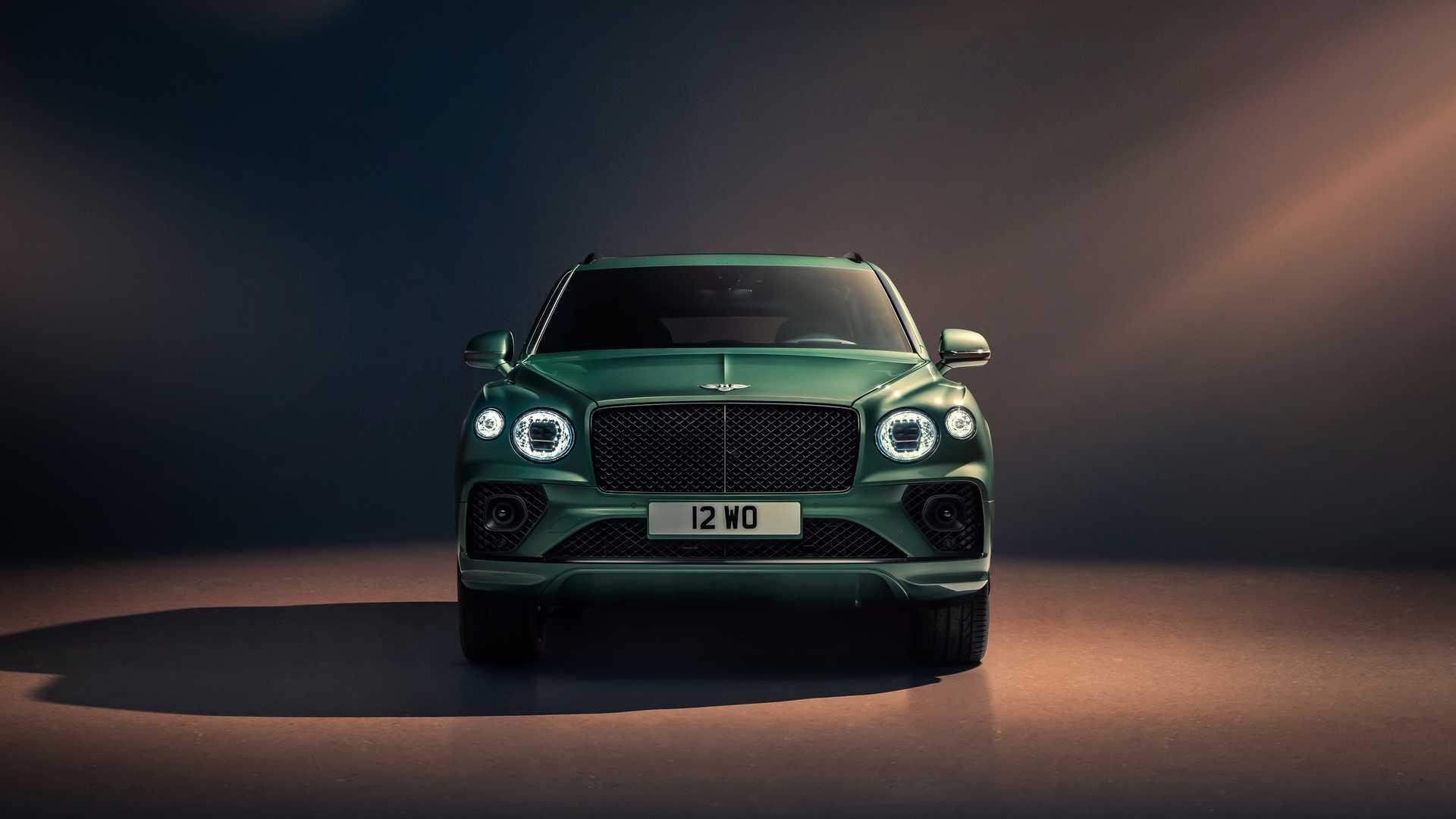 Đánh giá xe Bentley Bentayga 2022 – Chiếc SUV siêu sang nhanh nhất thế giới
