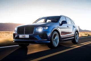 Đánh giá Bentley Bentayga Speed 2022 – Mẫu SUV hạng sang nhanh nhất thế giới