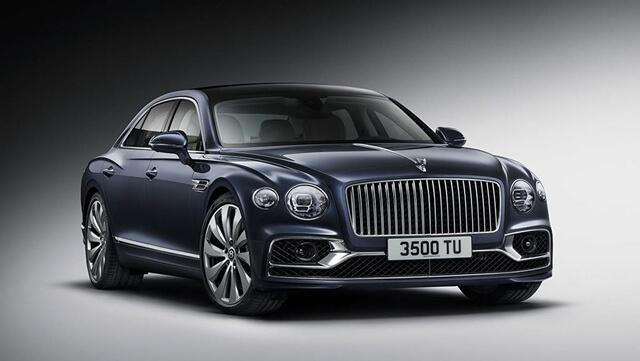 Đánh giá Bentley Flying Spur 2022 V8 – Một trong những mẫu xe thành công nhất của Bentley