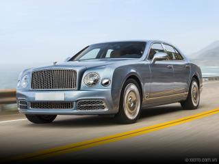 Đánh giá xe Bentley Mulsanne 2022 – Mẫu xe sang trọng, hào nhoáng nhất của Bentley