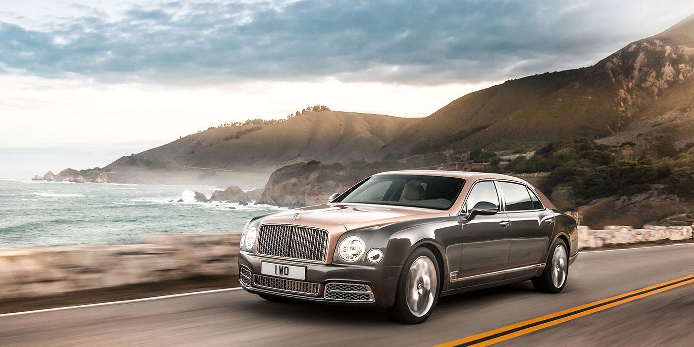 Đánh giá xe Bentley Mulsanne Extended Wheelbase 2022 – Chiếc biệt thự di động sang trọng nhất của Bentley