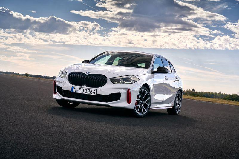 Đánh giá BMW 128 Ti 2022 – Đối thủ của Honda Civic Type R