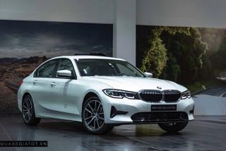 Đánh giá xe BMW 320i 2022, sản phẩm hoàn hảo của 3-series