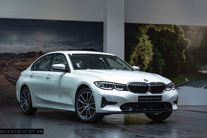 Giới thiệu các mẫu xe BMW 320i 2022 đang bán tại Việt Nam