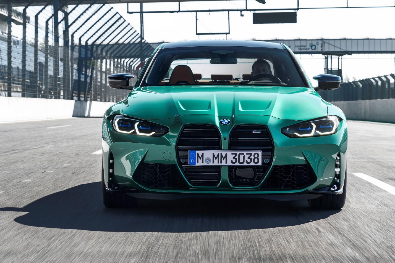 Đánh giá xe BMW M3 2022 – Màn lột xác ấn tượng