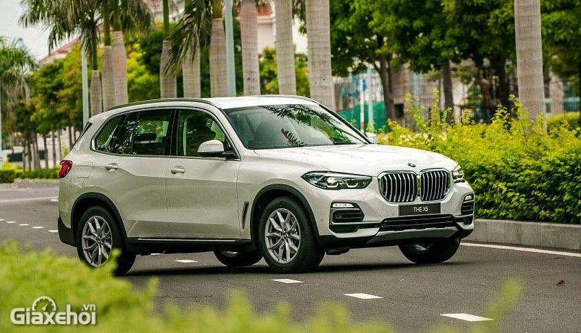 Đánh giá xe BMW X5 2022 - Sự cải tiến vượt trội cùng những tính năng hoàn hảo