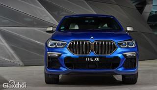 Đánh giá xe BMW X6 2022 - Mẫu Crossover-Coupe mạnh mẽ, hiện đại của BMW