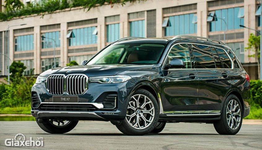 Đánh giá xe BMW X7 2022 - Mẫu SUV thể thao cỡ lớn hạng sang vô cùng đẳng cấp