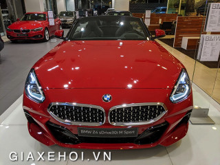 Đánh giá xe BMW Z4 2022, giá bán hơn 3 tỷ