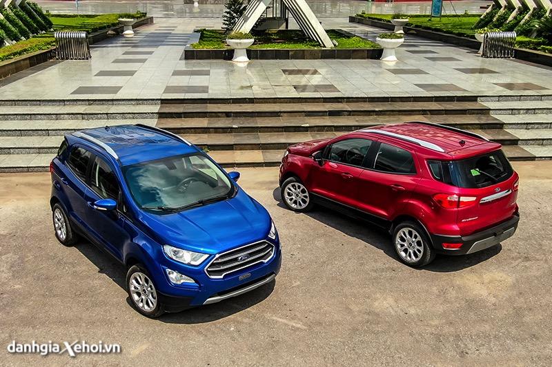 Đánh giá Ford EcoSport 2022 – thay đổi để bứt phá