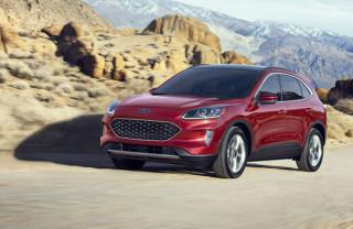 Đánh giá Ford Escape 2022 – Trở lại vào thời điểm này liệu có thích hợp?