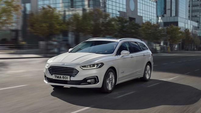 Đánh giá Ford Mondeo 2022 – Thay đổi động cơ, quyết đấu Toyota Camry