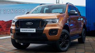 """Đánh giá xe bán tải Ford Ranger 2022 - """"Ông vua"""" phân khúc bán tải"""