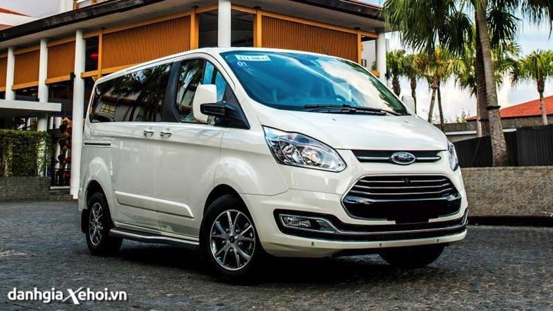 Đánh giá chi tiết Ford Tourneo 2022 - Chọn Ford Tourneo hay Kia Sedona ?