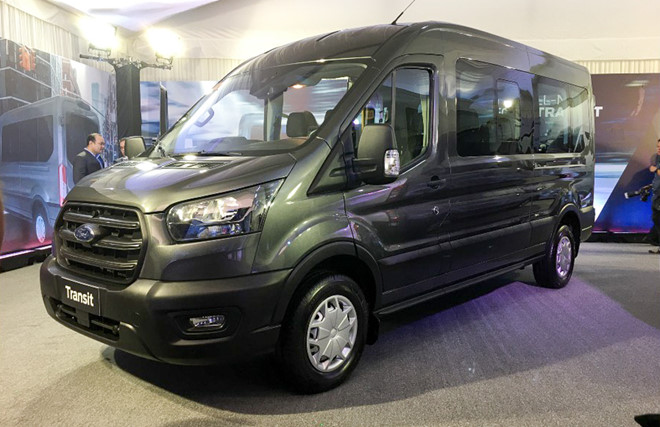 Đánh giá Ford Transit 2022 – Bản nâng cấp hoàn toàn mới