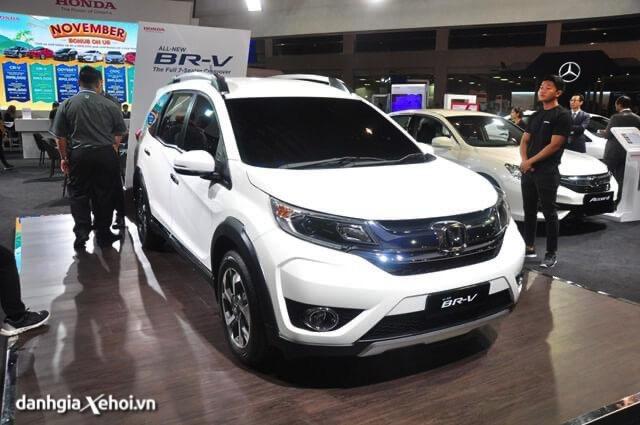 Chi tiết Honda BR-V 2022 – Cạnh tranh trực tiếp với Mitsubishi Xpander