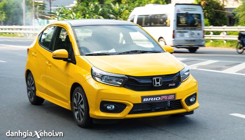 Đánh giá Honda Brio 2022 – Chọn Brio hay Hyundai I10, , Kia Morning ?