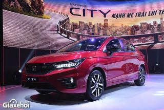 Ngân sách khoảng 600 triệu, chọn Nissan Almera hay Toyota Vios, Honda City?