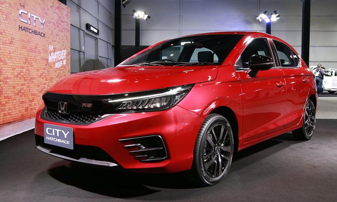Đánh giá xe Honda City Hatchback 2022, Có gì đáng mong chờ?