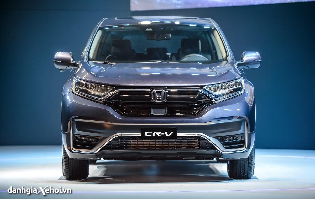 Đánh giá xe Honda CRV 2022 - Bản nâng cấp đáng giá