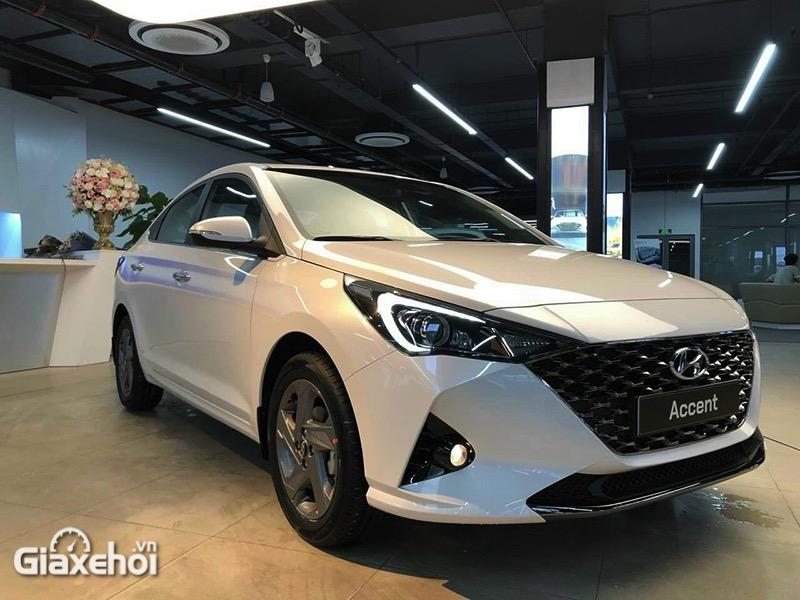 Đánh giá xe Hyundai Accent 2022 - Sẵn sàng soán ngôi Toyota Vios