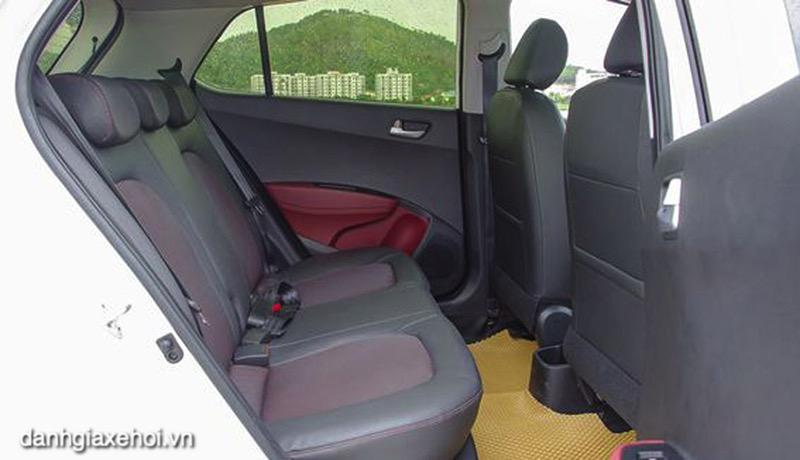 Đánh giá xe Hyundai Grand i10 2022, Xe Hatchback 5 cửa giá rẻ bán chạy nhất Việt Nam
