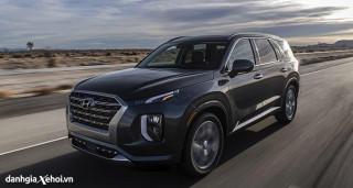Đánh giá xe Hyundai Palisade 2022 – SUV hạng sang của Hyundai, cạnh tranh Ford Explorer