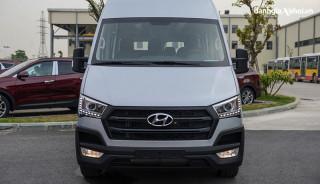 Đánh giá xe Hyundai Solati 2022 - Xe 16 chỗ đẳng cấp từ Hàn Quốc