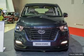 Đánh giá chi tiết Hyundai Starex 2022 – Sự thay đổi mạnh mẽ
