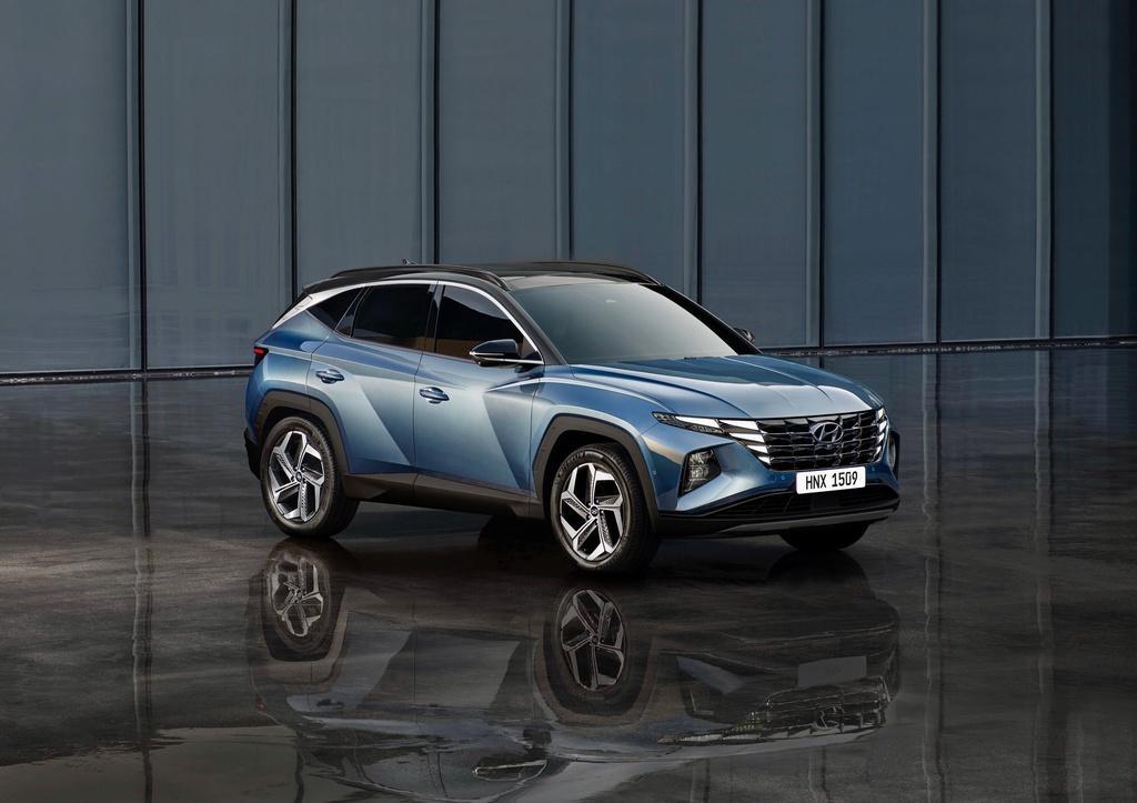 Giá xe Hyundai Tucson 2022