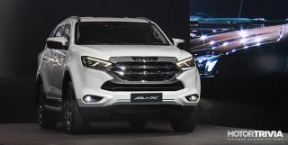 Đánh giá xe Isuzu MU-X 2022 – Nhiều cải tiến hơn nhưng vẫn còn thực dụng