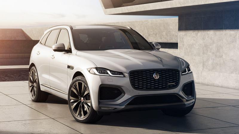 Đánh giá xe Jaguar F-Pace 2022 – Nhiều nâng cấp đáng giá, sẵn sàng đối đầu Porsche Macan
