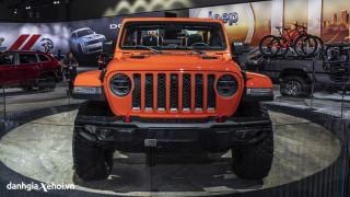 Đánh giá xe Jeep Gladiator 2022 – Siêu bán tải hàng hiếm