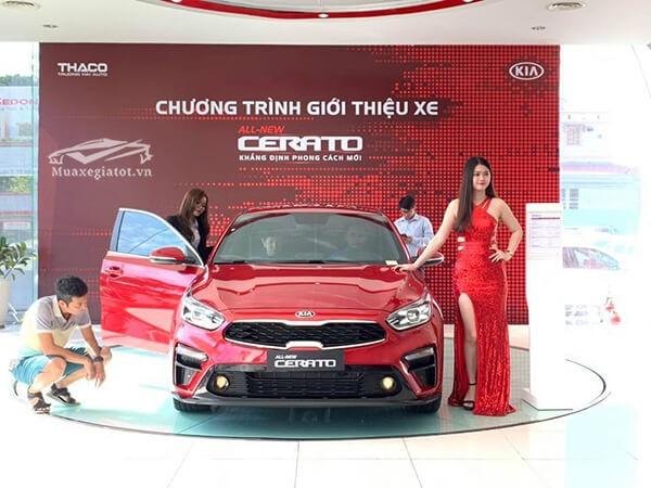Đánh giá xe Kia Cerato 2022, Bước đột phá của KIA