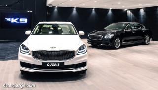 Đánh giá xe Kia Quoris 2022 – Đối đầu với BMW 5 Series và Mercedes-Benz E-Class