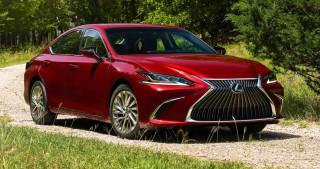 Đánh giá xe Lexus ES 250 2022 facelift, giá bán từ 2,5 tỷ đồng