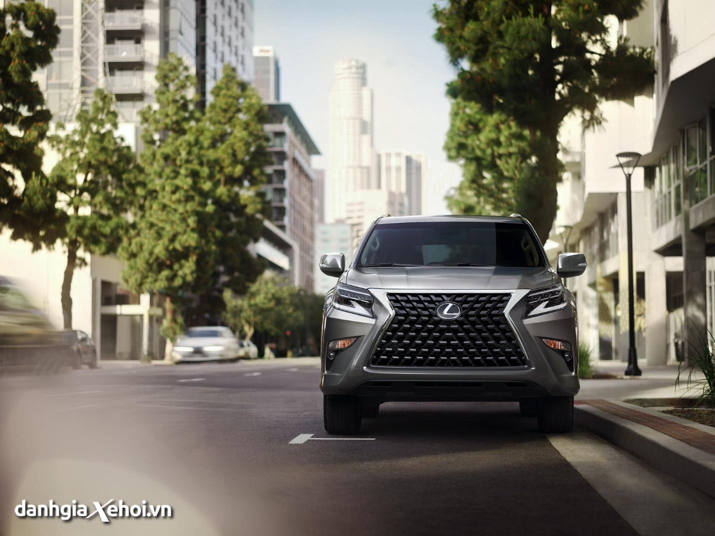 Đánh giá xe Lexus GX460 2022 – Nâng cấp nhẹ, gia tăng trải nghiệm Offroad