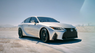 Đánh giá xe Lexus IS 2022 – Nhiều cải tiến đáng giá, tham vọng cạnh tranh BMW 3 Series, Mercedes C-Class