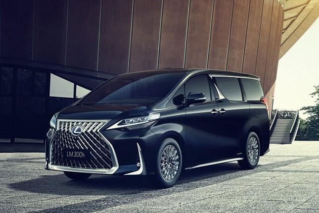 Đánh giá Lexus LM350 2022 - Chiếc MPV hạng sang thực thụ