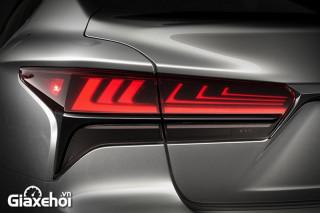 Chi tiết xe Lexus LS 500 2022: Mẫu sedan hạng sang không thể bỏ qua