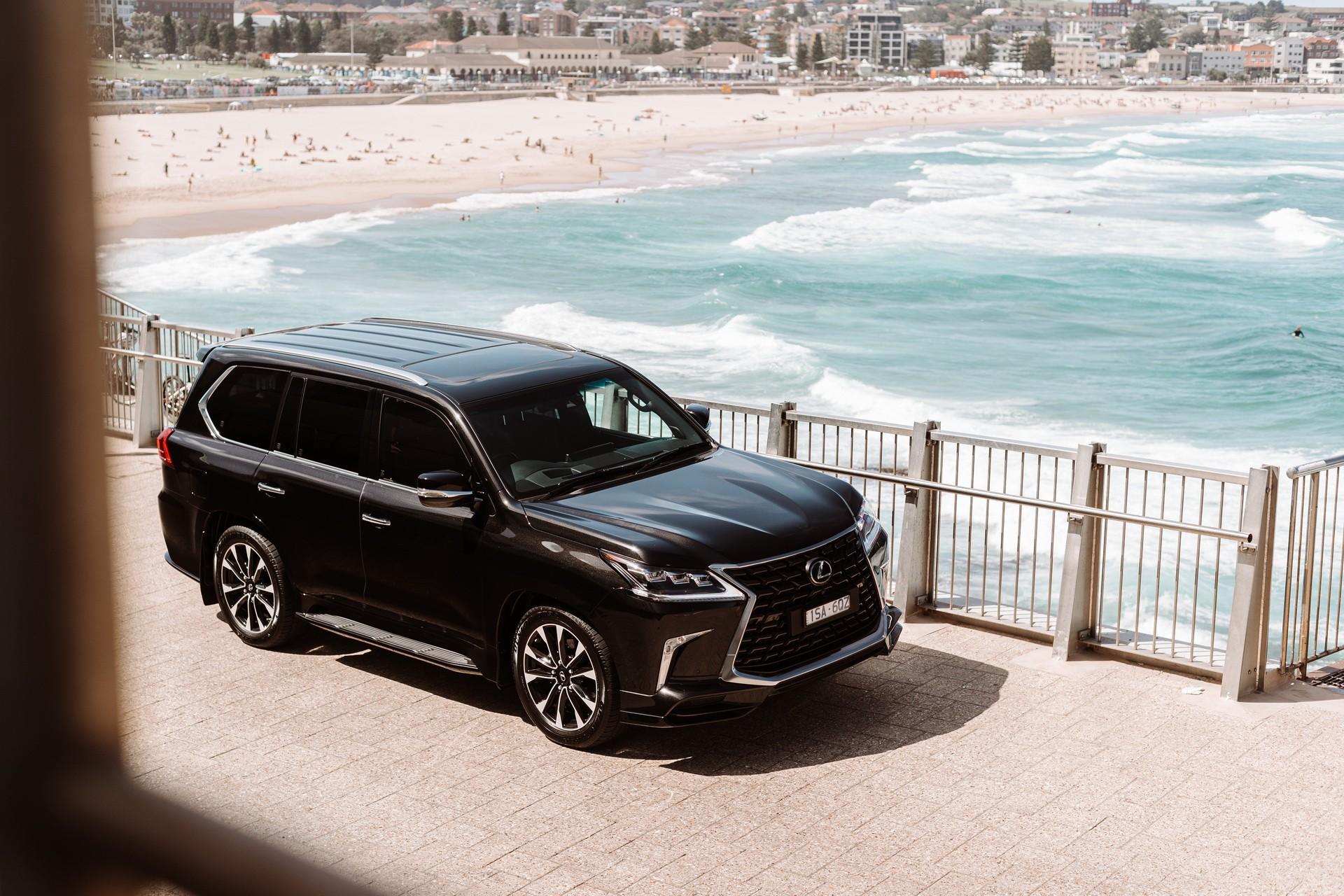Đánh giá xe Lexus LX570 S 2022: Những cải tiến cho mẫu SUV hạng sang thương hiệu Nhật Bản