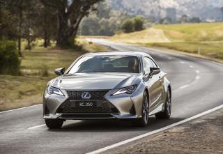 Đánh giá xe Lexus RC 2022, mẫu xe 2 cửa hạng sang đại diện cho Châu Á