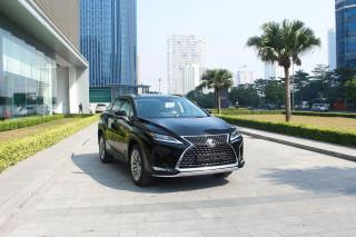 Đánh giá Lexus RX 2022 - Đẳng cấp của mẫu xe dẫn đầu phân khúc