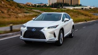 Đánh giá xe Lexus RX300 2022 - Mẫu SUV hạng sang với ngoại hình khác biệt
