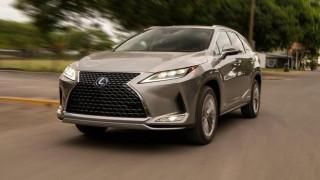 Đánh giá xe Lexus RX350 2022 – Át chủ bài của Lexus